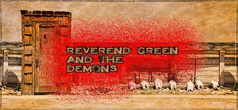 Reverend Green and the Demons New Brunswick Musician