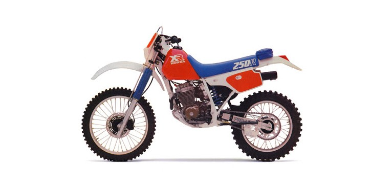 Find the right parts for your 1985 Honda XR250R