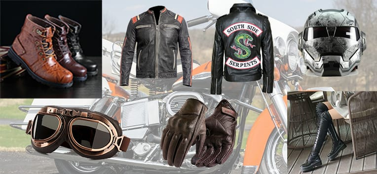 Motorcycles and Gear