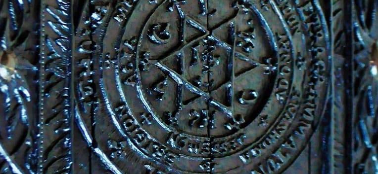 Grim and Occult Art
