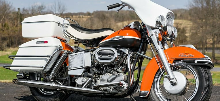 Motorcycle Auction Canada