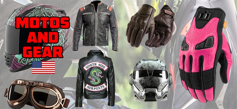 Motorcycle Gear US