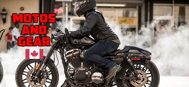Motorcycles and Gear Canada