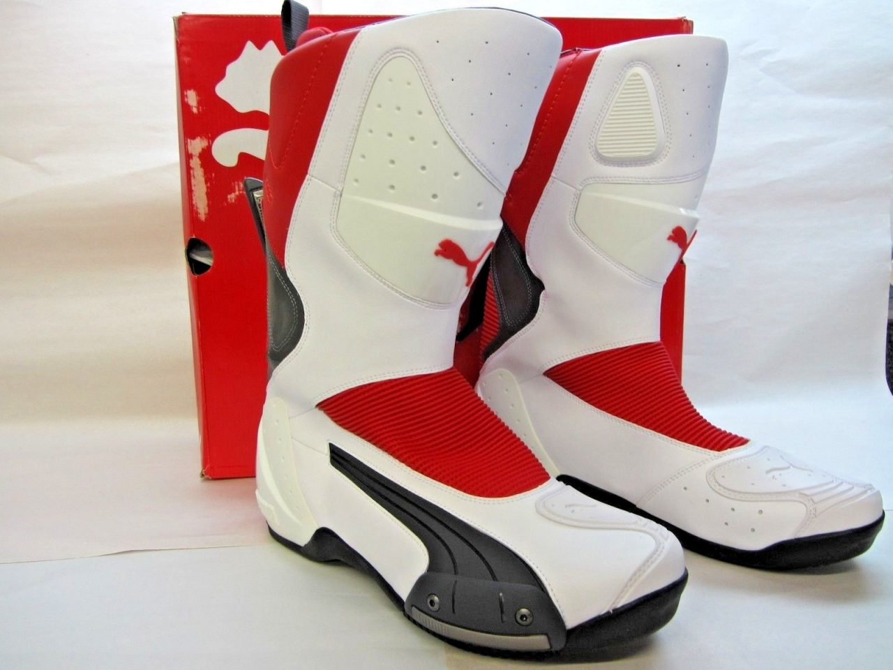 Puma Motorcycle Boots Gone Rogue Records