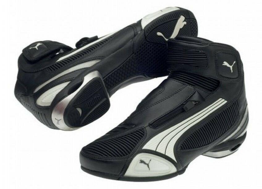 Puma Testastretta Motorcycle Boots