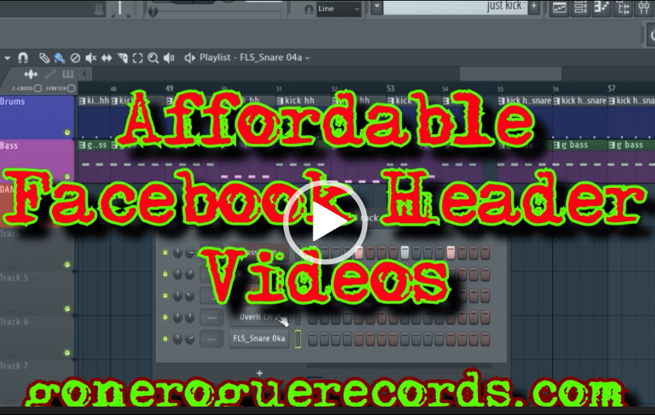 Affordable Facebook Video Headers