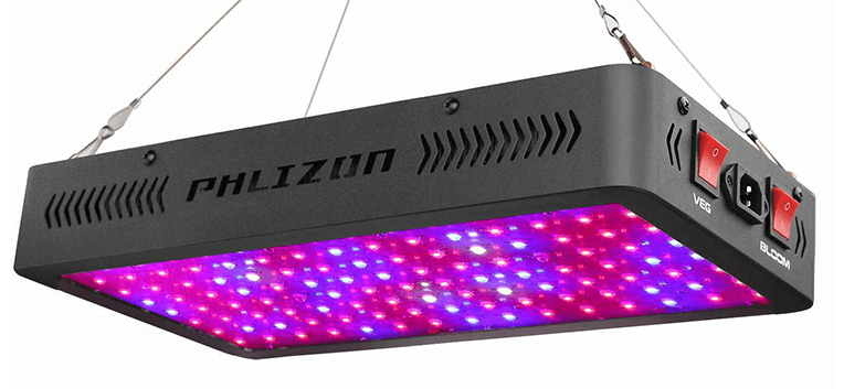 Phlizon 1200w led plant grow light