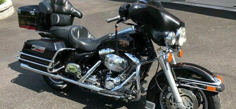 2002 Harley Davidson Touring