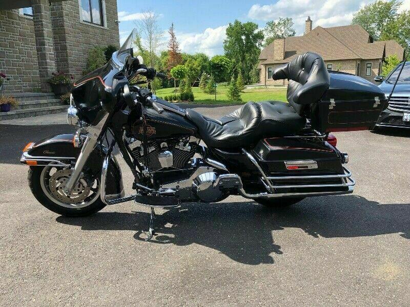 2002 Touring Harley