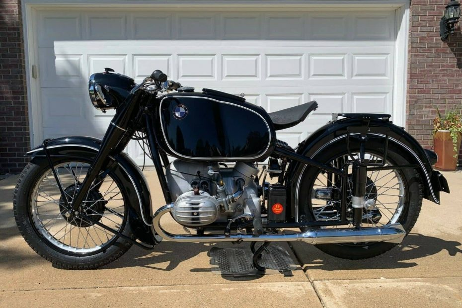 1952 BMW R-Series Motorcycle For Sale