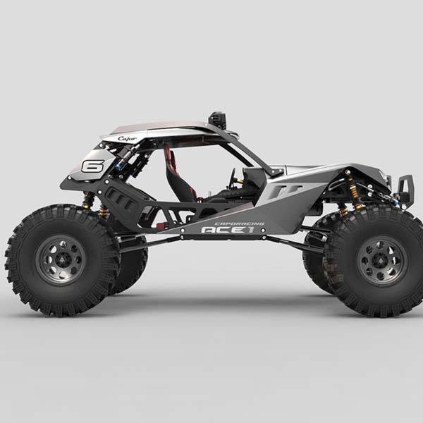 Rock Crawler RC Car