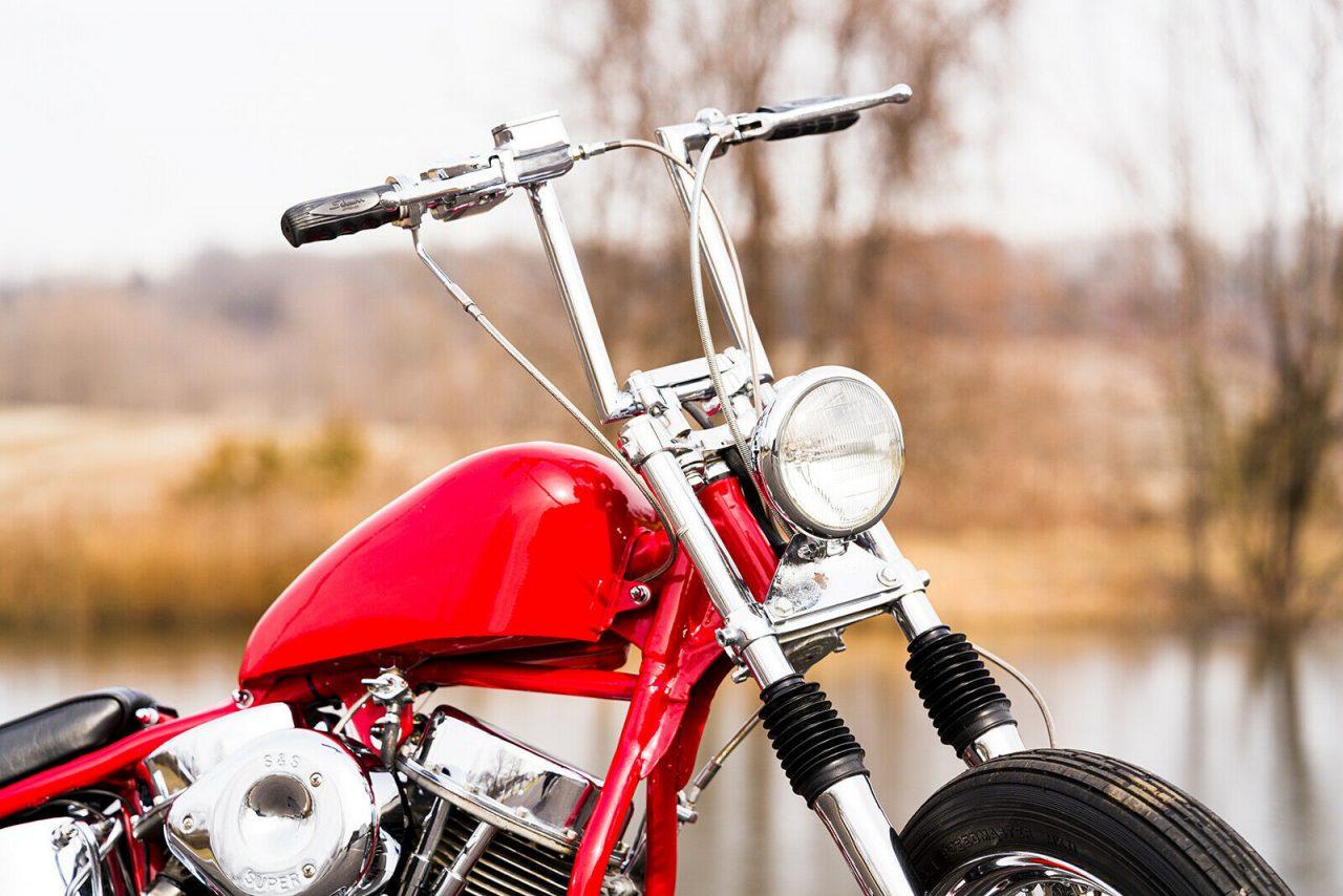 1951 Harley-Davidson Custom Panhead