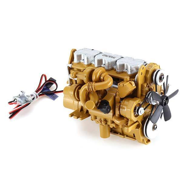Diesel Engine for RC Car or Truck