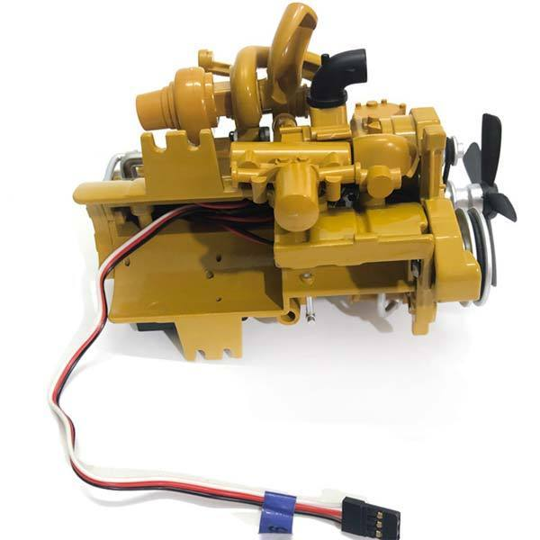 Diesel Engine for RC Cars or Trucks