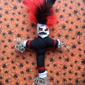 Ugly As Sin Curse Voodoo Doll Sends Justice To Liars Cheaters Wrong Doers Hex