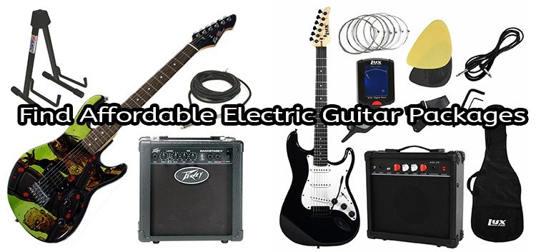 Find Affordable Electric Guitar Packages