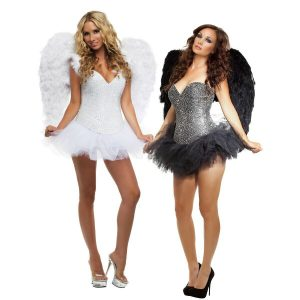 Bad Angel Halloween Costume
