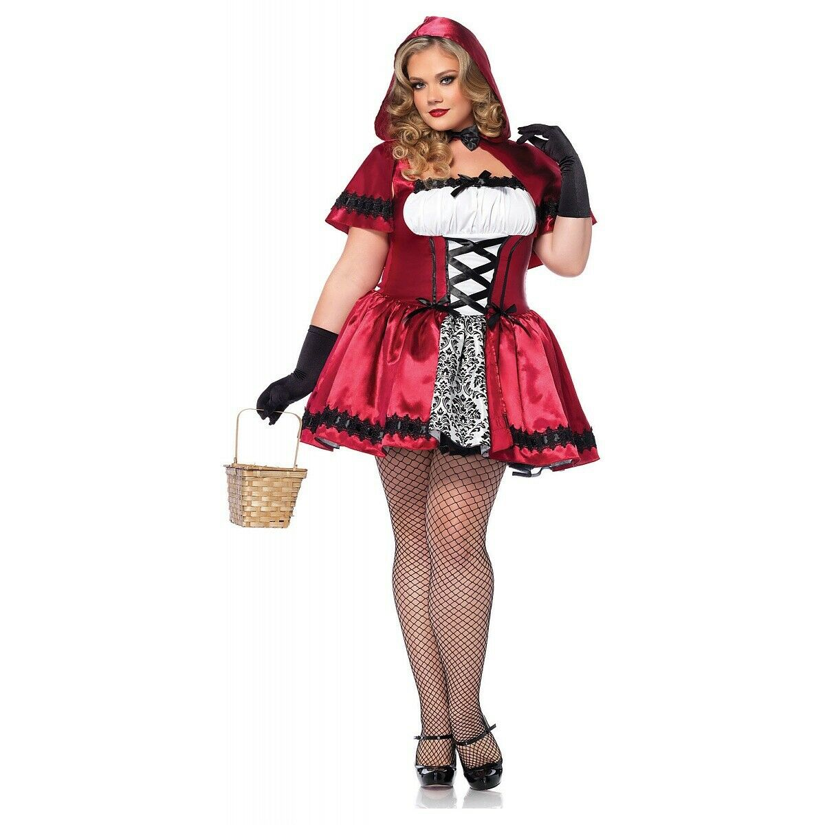 High Quality Little Red Riding Hood Costume