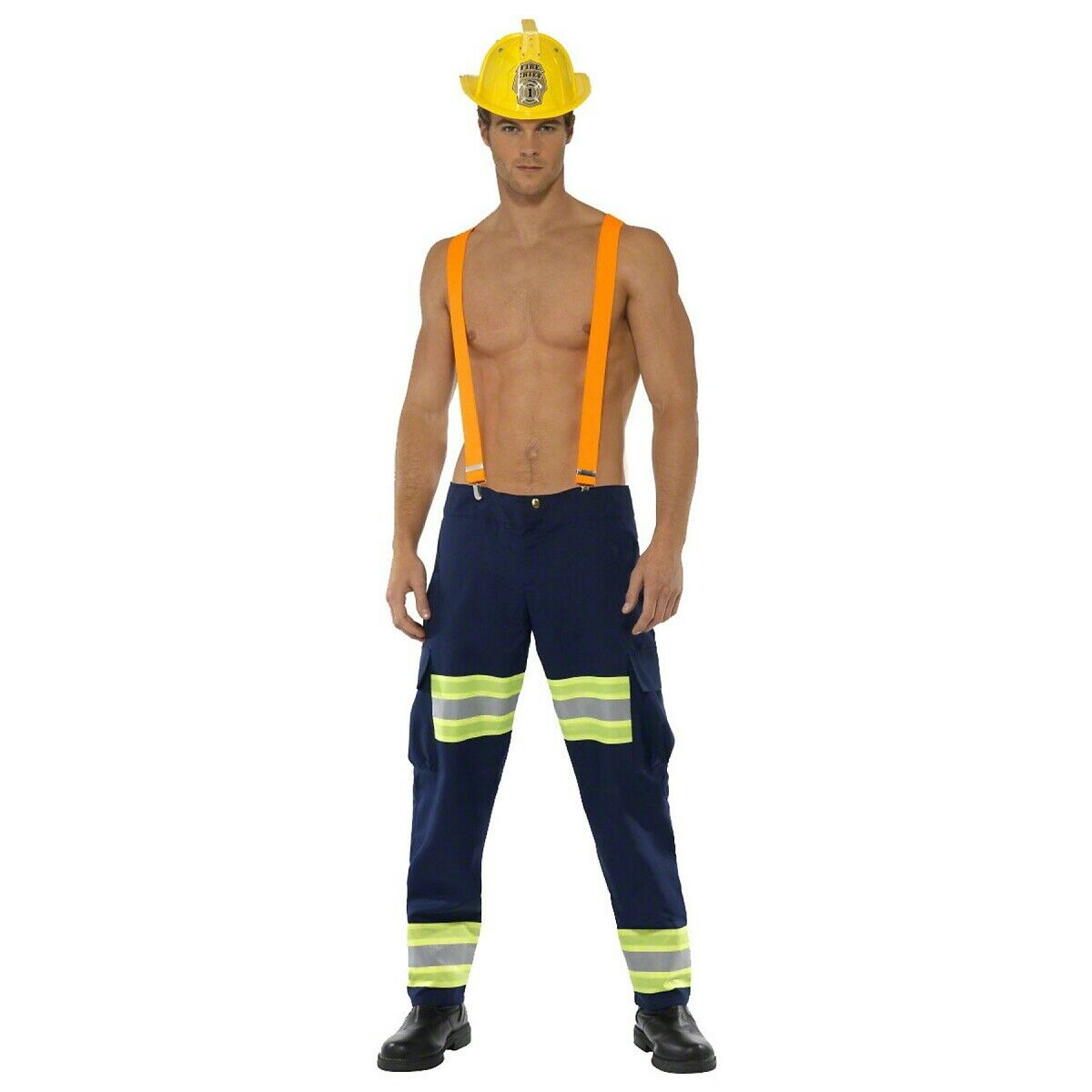 Handsome Fire Fighter Halloween Costume