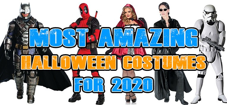The Most Amazing Halloween Costumes for You in 2020