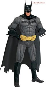 Batman Halloween Cosplay Costume