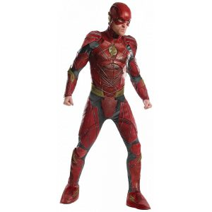 Marvels The Flash Halloween Cosplay Costume