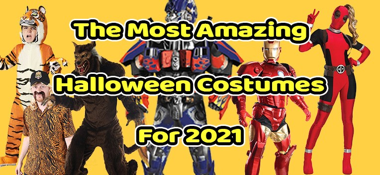 The Most Amazing Memorable Halloween Costumes of 2021