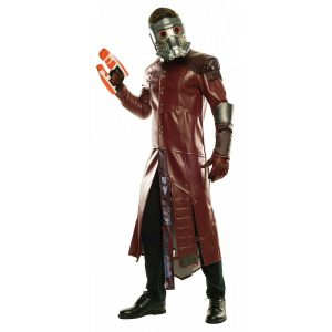 Starlord Guardians of the Galaxy Cosplay Halloween Costume