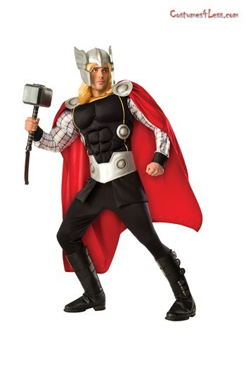 Thor Halloween Cosplay Costume