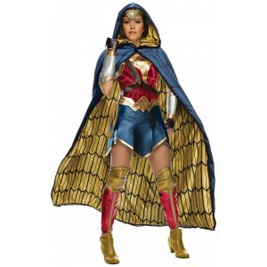 Wonder Woman Halloween Cosplay Costume