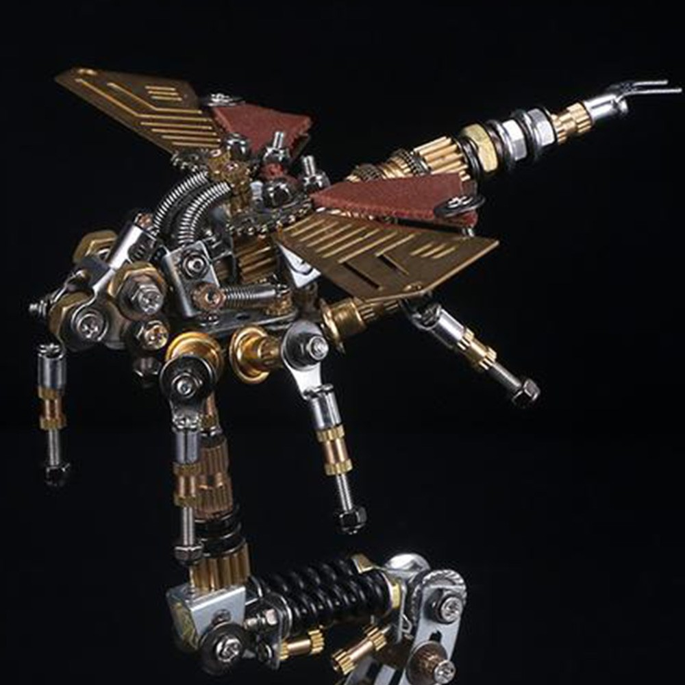 Exciting Challenging Mechanical 3D Model Kits
