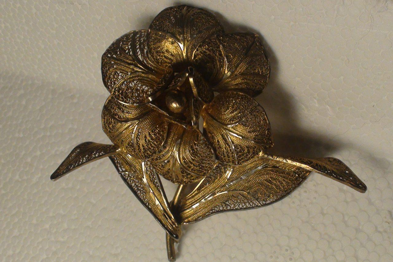 H Stern Antique Gold Jewelry