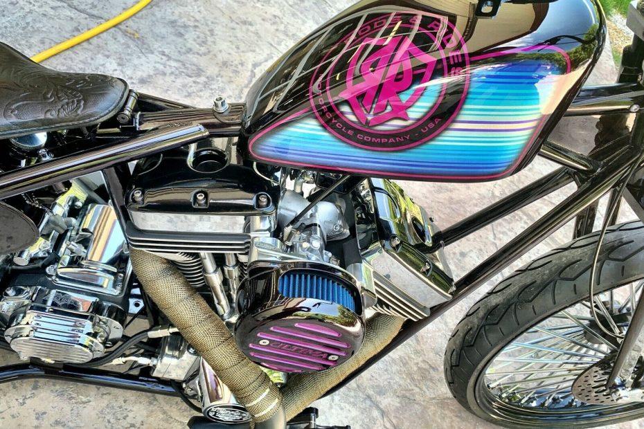 2020 Custom Built Bobber Springer Motorcycle